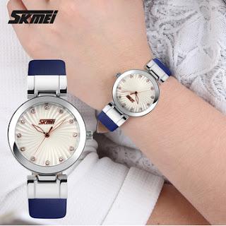 Đồng hồ nữ đẹp giá rẻ Skmei 9086