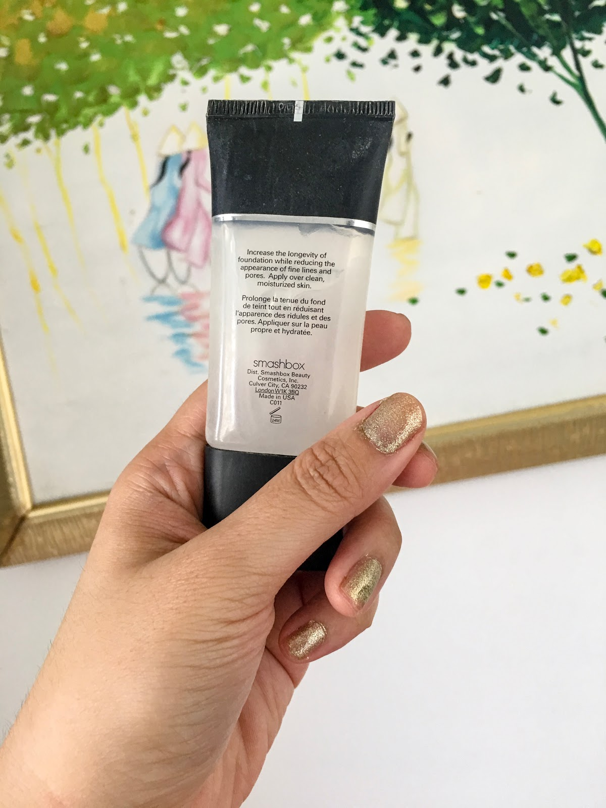 WORTH IT or THROW IT: SMASHBOX PHOTO FINISH PRIMER review