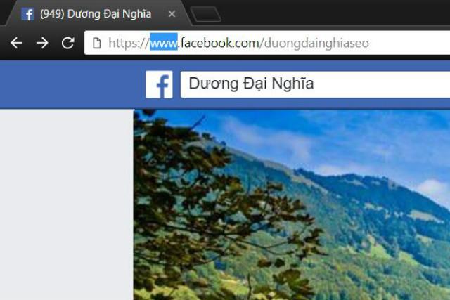 Kiểm tra online facebook 2