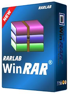 تحميل برنامج فك وضغط الملفات وينرار download WinRAR and RAR 5.10 beta 3