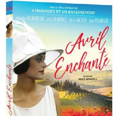 [Film] Avril Enchanté de Mike Newell d'après un roman d'Elizabeth Von Arnim