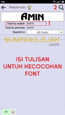Cara Mengetahui Jenis Font Di Coreldraw : mengetahui, jenis, coreldraw, Mengetahui, Jenis, Tulisan
