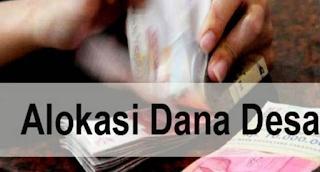 Lampiran Berita Acara Pemeriksaan Kas Keuangan Desa