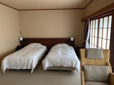 和洋室 ベッドルーム