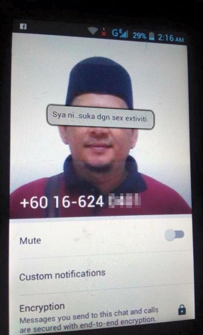 Cari PA Untuk Seks