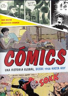 Cómics. Una historia Global