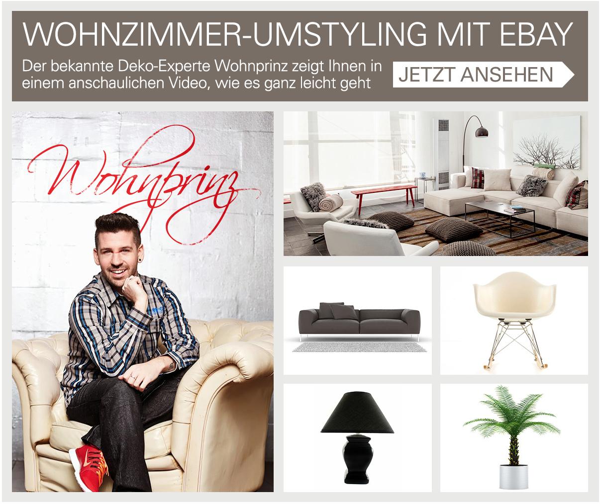 bastian der wohnprinz wohnblogger im videoformat. Black Bedroom Furniture Sets. Home Design Ideas