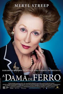 """Especial: Pre Estreia do filme """"A Dama de Ferro""""   Burn Cine  20"""