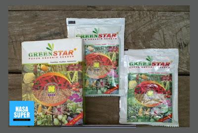 Grosir Produk Nasa GREENSTAR (Pupuk Organik Serbuk)