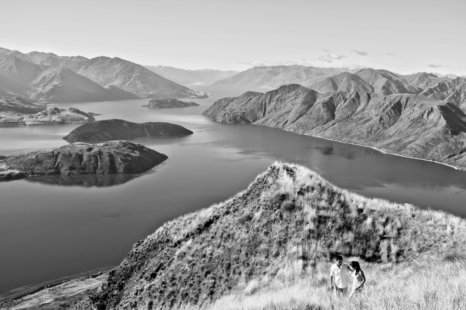 Mount Roy Lake Wanaka