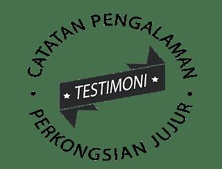 testimoni pengguna