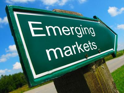 Thị trường mới nổi - MSCI Emerging Market Index