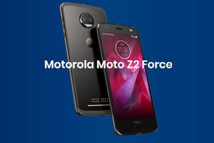 Harga Motorola Moto Z2 Force dan Spesifikasi Terbaru 2017