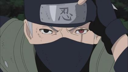 ฮาตาเกะ คาคาชิ (Hatake Kakashi)