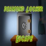 8BGames Diamond Locker Escape