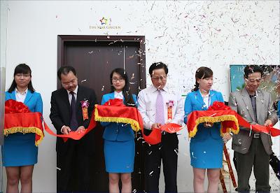 Khai trương căn hộ mẫu chung cư Five Star Kim Giang