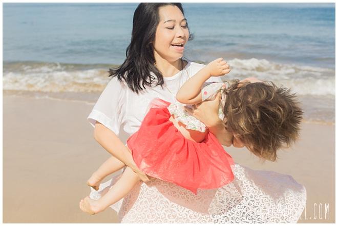 Maui Beach Family Portrait Photographers