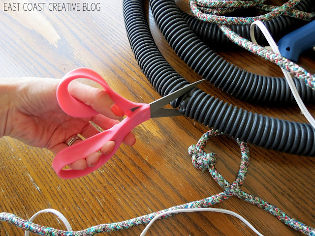 DIY Nautical Rope Wreath Tips| ForRent