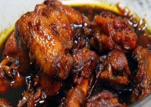 Resep Cara Membuat Semur Ayam Bumbu Kecap