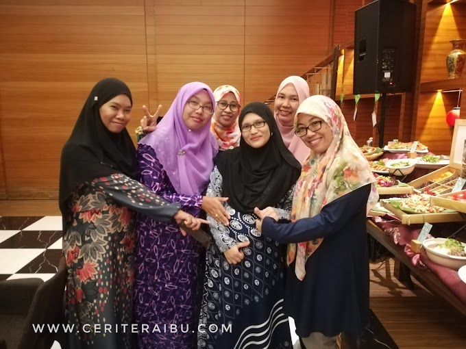Gathering bersama Team JDT Blogger