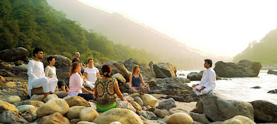 Yoga Retreat in Rishikesh - Maa Yoga Ashram, India