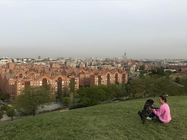 Parque con las mejores vistas de Madrid
