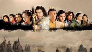 Hình ảnh nhân vật trong tiểu thuyết Kim Dung