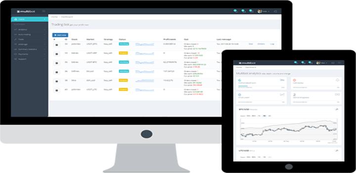 Multibot - Untuk Membantu Trader Dalam Menganalisa Market Cryptocurrency