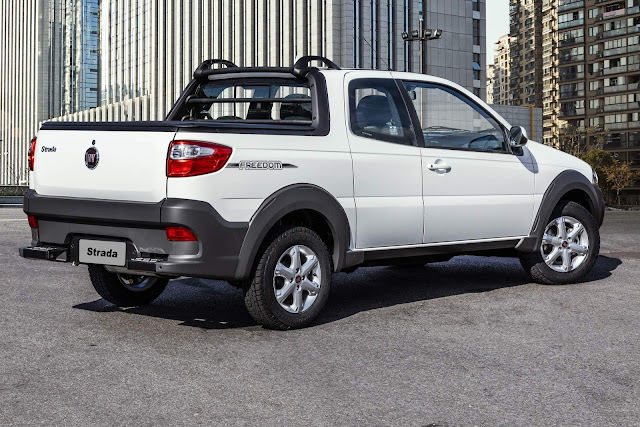 Fiat Strada 2019 Frredom 1.4 Cabine Dupla
