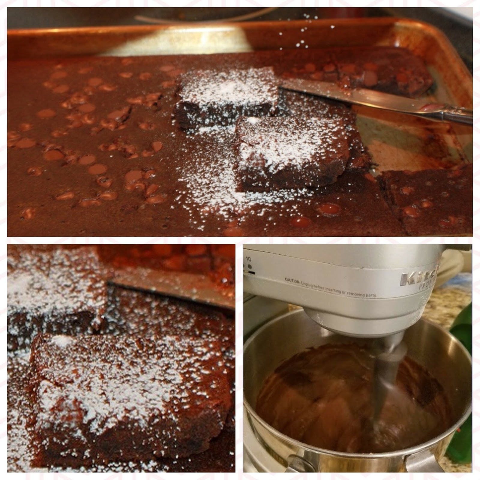 these are a chocolate brownie made with pumpkin and chocolate chips on top using a cake mix, cooled in  a brownie pan then sprinkled with powdered sugar perfect for the Thanksgiving holiday and the perfect chocolate pumpkin spice bar