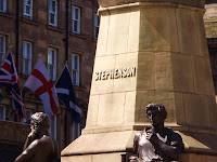 George Stehenson, Monument Newcastle,Railways, Public Art, Robert Stephenson, Dial Cottage,Stephenson Newcastle,Newcastle, Central Station,Historic Newcastle,Robert Stephenson,Newcastle Photos,Northumbrian Images Blogspot,North East, England,Photos,Photographs