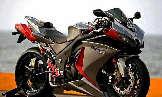 Kawasaki Ninja 4 Tak Harga dan Spesifikasi Review