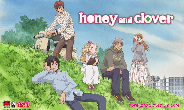 Anime Review: Honey and Clover