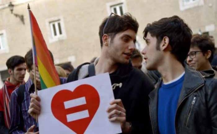 Matrimonio homosexual reflexion