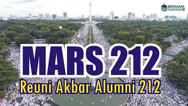[Video] Mars Reuni Akbar Alumni 212 dan Orasi Habib Rizieq yang Menggetarkan