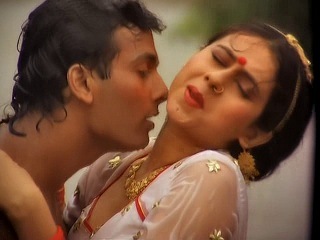 Sexy scene of bollywood movie