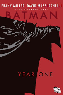 BATMAN-YEAR-ONEの表紙