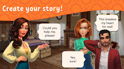 Interior Story (MOD, Free Shopping) APK For Android