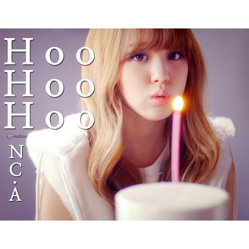 NC.A – Hoo Hoo Hoo – Single
