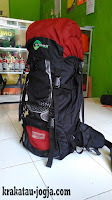 Carrier Gravell 60 l +cover