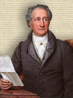 Johann Wolfgang Von Goethe Danisman Hocam