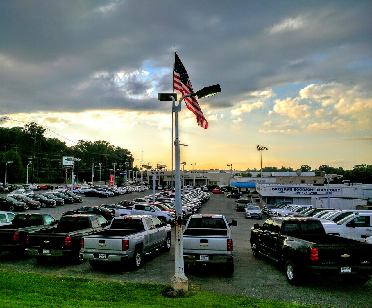 Rockville Nights Ourisman Rockmont Chevrolet Expected To