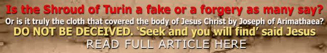 Shroud of Turin Is the Shroud of Turin a fake or a forgery as many say?