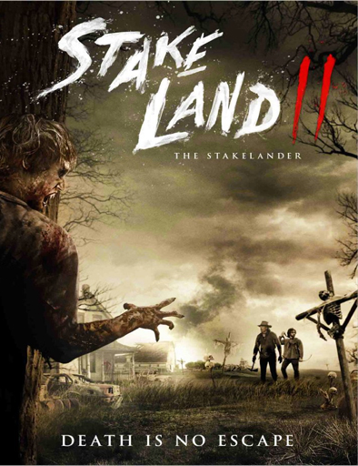 Ver Stake Land 2 (The Stakelander) (2016) Online