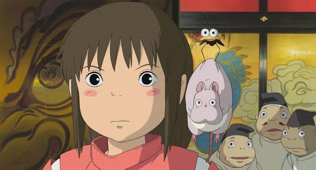 Viaje Chihiro Hayao Miyazaki