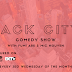 Hack City <BR>wednesday 07.19.17 :: 8PM