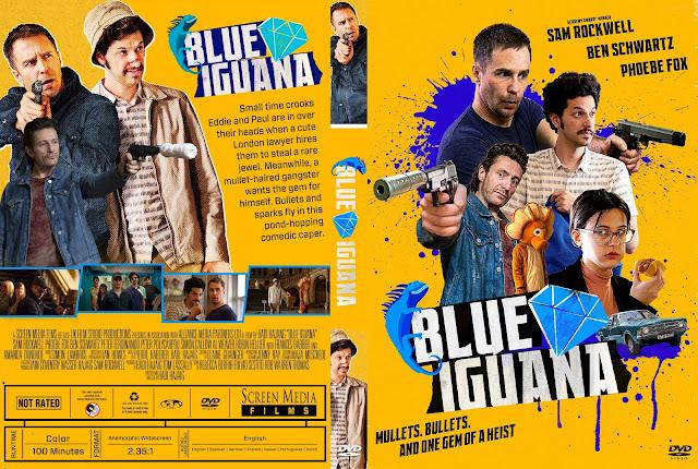Blue Iguana DVD