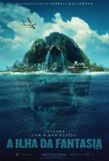 A Ilha da Fantasia Dublado Online