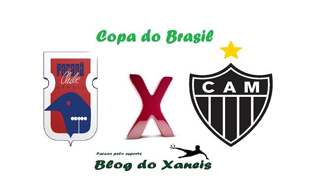 Acompanhe aqui o jogo entre Paraná x Atlético - Copa do Brasil 2017