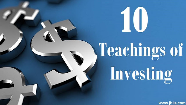 Investing Teachings By Warren Buffet And Benjamin Graham